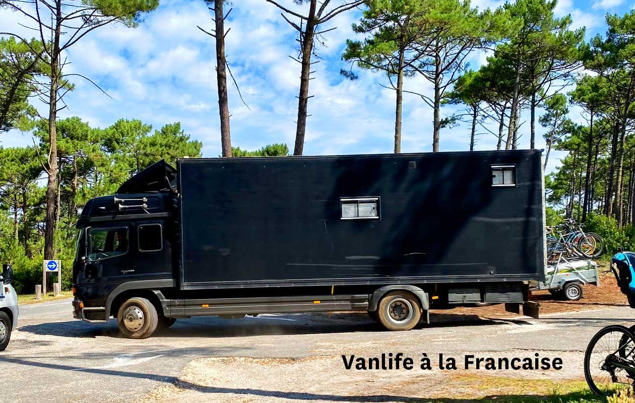 Vianina-Frankreich-Vanlife