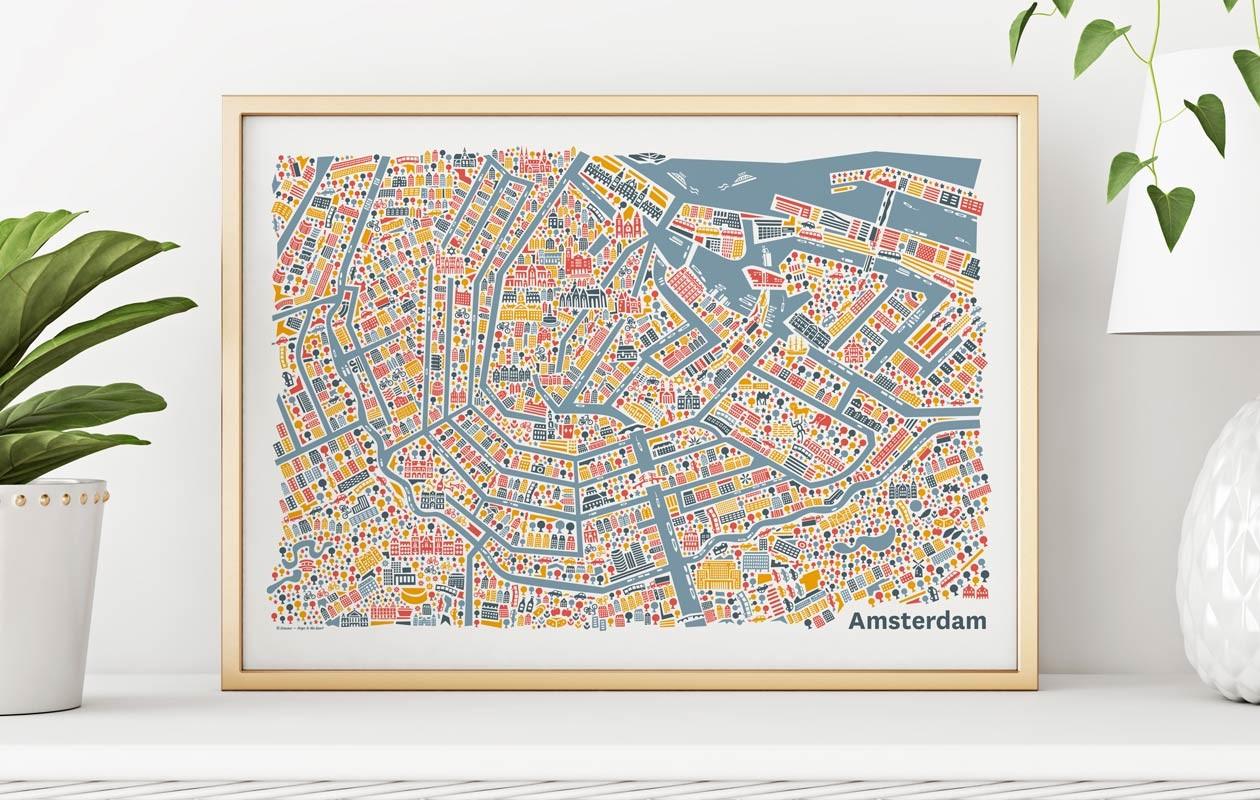 Vianina-Amsterdam-Poster