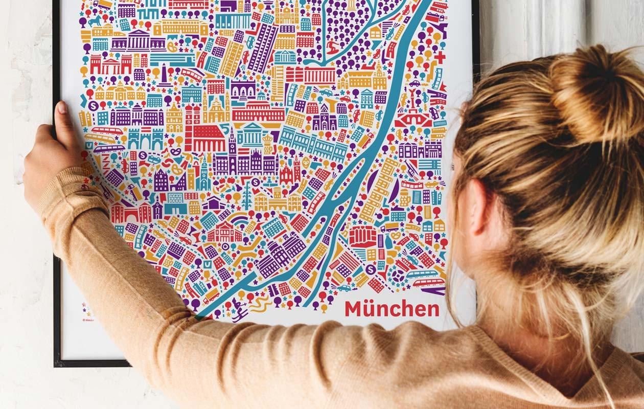 Vianina-Muenchen-Poster