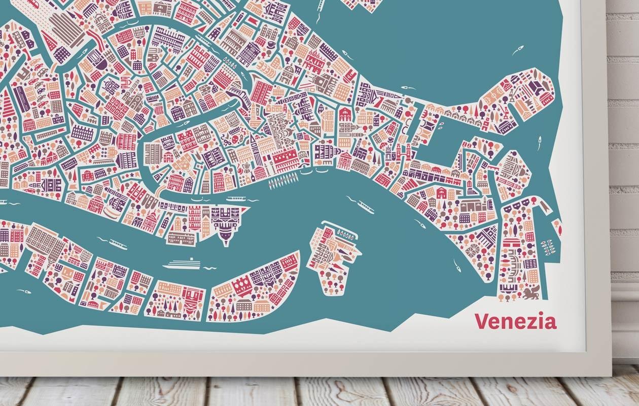 Vianina-Venedig-Poster