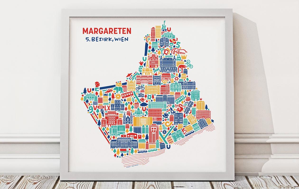 Vianina-Margareten-Bezirk-Wien